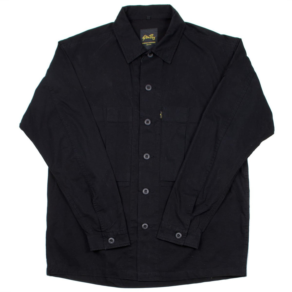 Stan Ray - V1 Utility Shirt - Black Ops