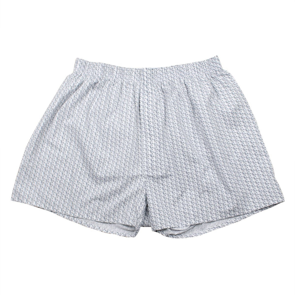 Sunspel - Boxer Shorts - Polar Bears Print