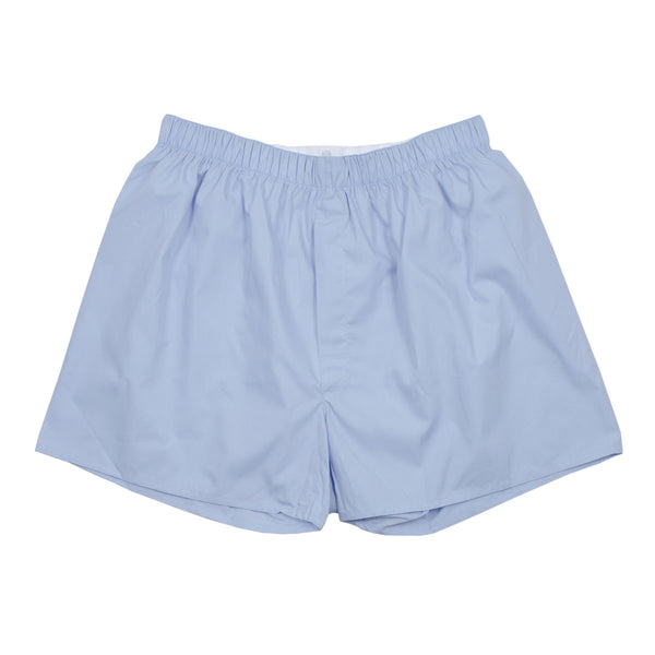 Sunspel - Classic Boxer Shorts - Light Blue