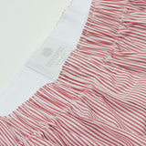 Sunspel - Classic Boxer Shorts - Red / White Stripes