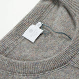 Sunspel - Luxury Wool Sweatshirt - Marble