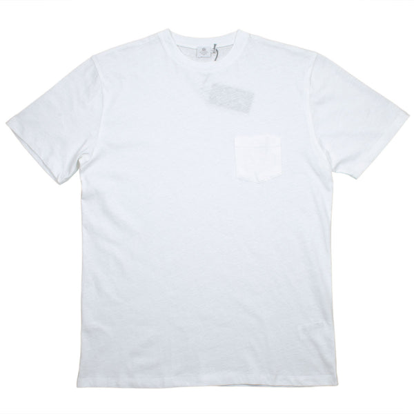 Sunspel - Relaxed Fit T-shirt - White