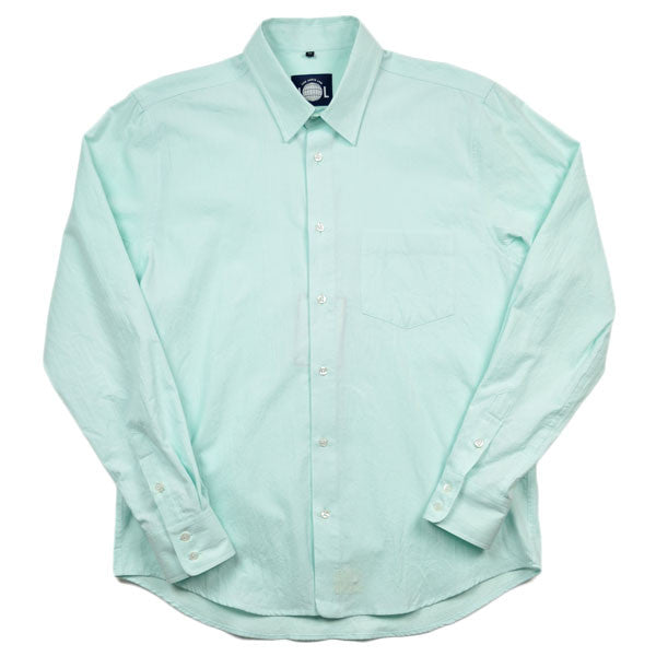 The Jante Law – JL 403 Shirt – Pale Green