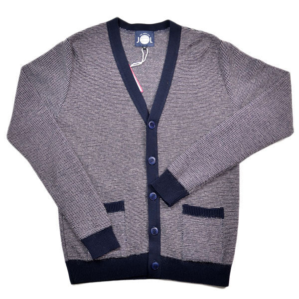 The Jante Law – JL 412 Cardigan – Navy