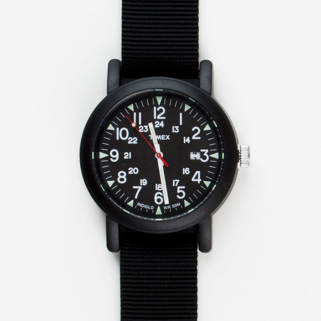Timex - Original Camper - Black