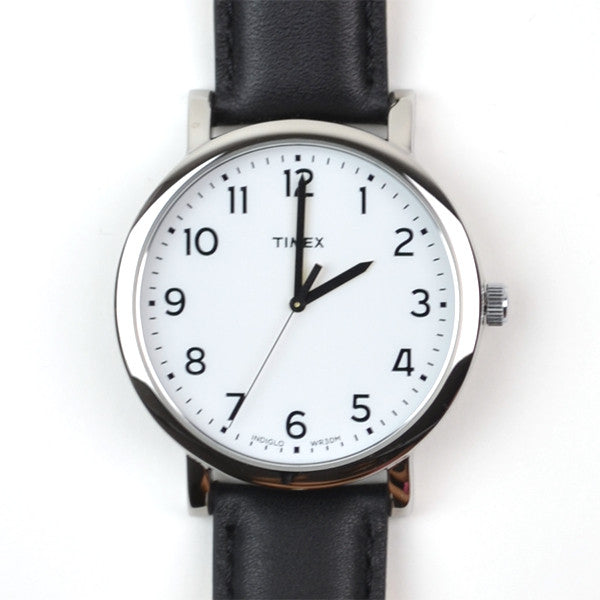 Timex - Easy Reader - White / Black