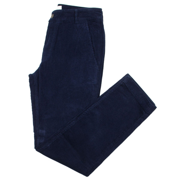 Universal Works - Aston Pant Cord - Navy