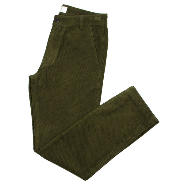 Universal Works - Aston Pant Cord - Olive