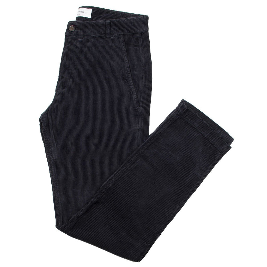 Universal Works - Aston Pant Corduroy - Midnight
