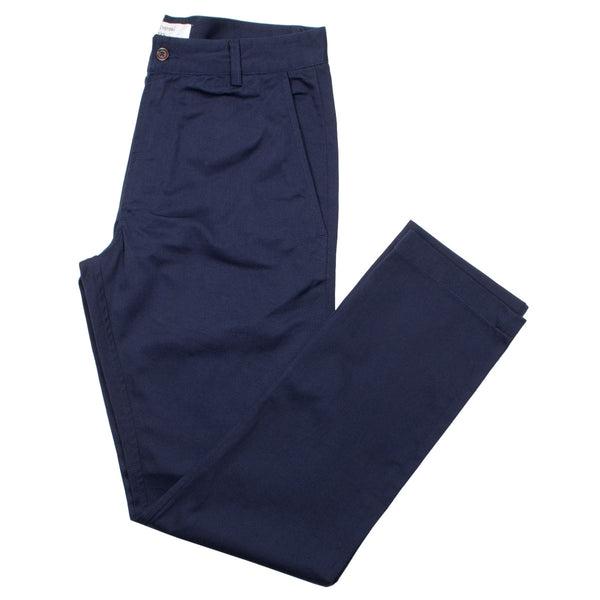 Universal Works - Aston Pant Twill - Navy
