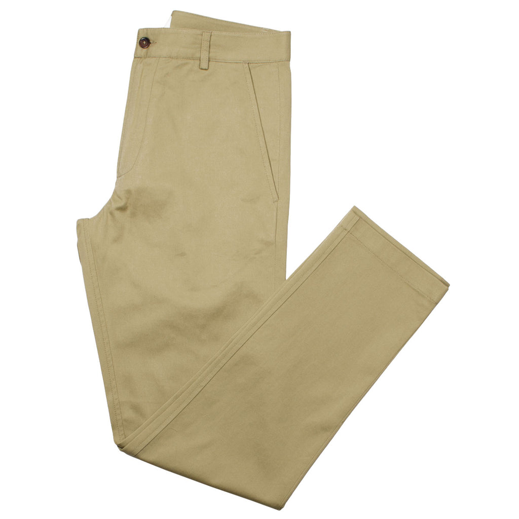 Universal Works - Aston Pant Twill - Sand