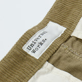 Universal Works - Military Chino Cord - Taupe