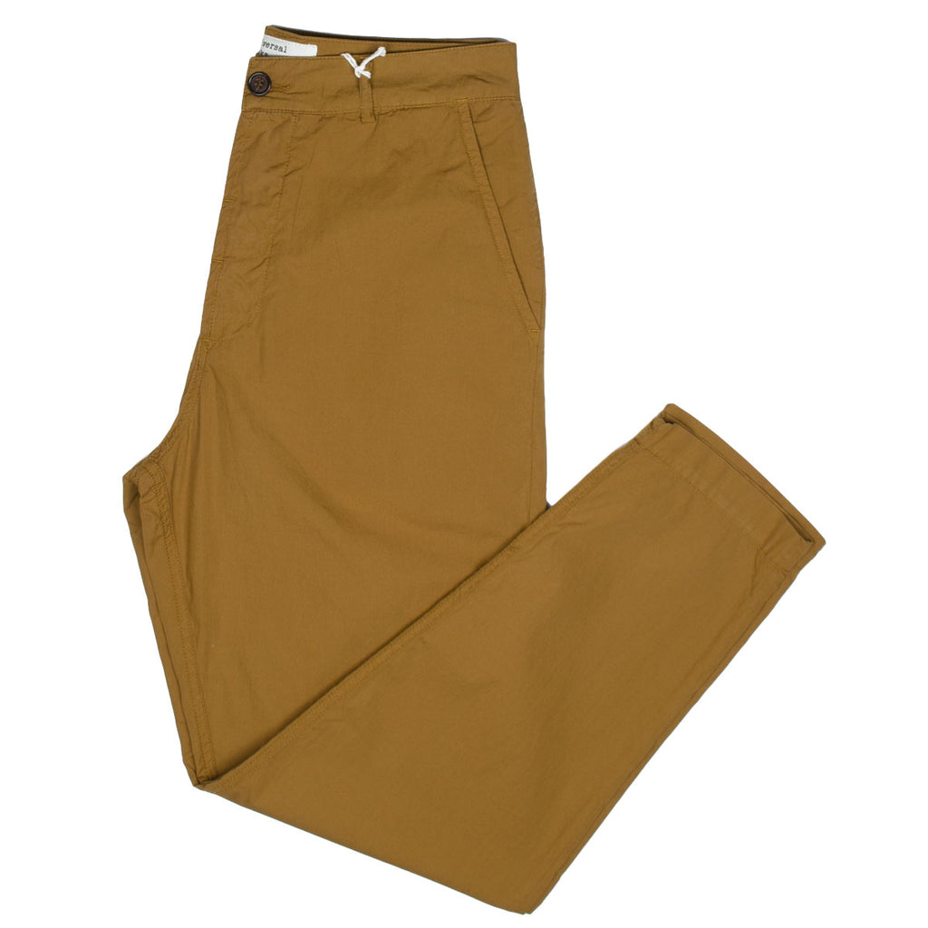 Universal Works - Military Chino Poplin - Cumin
