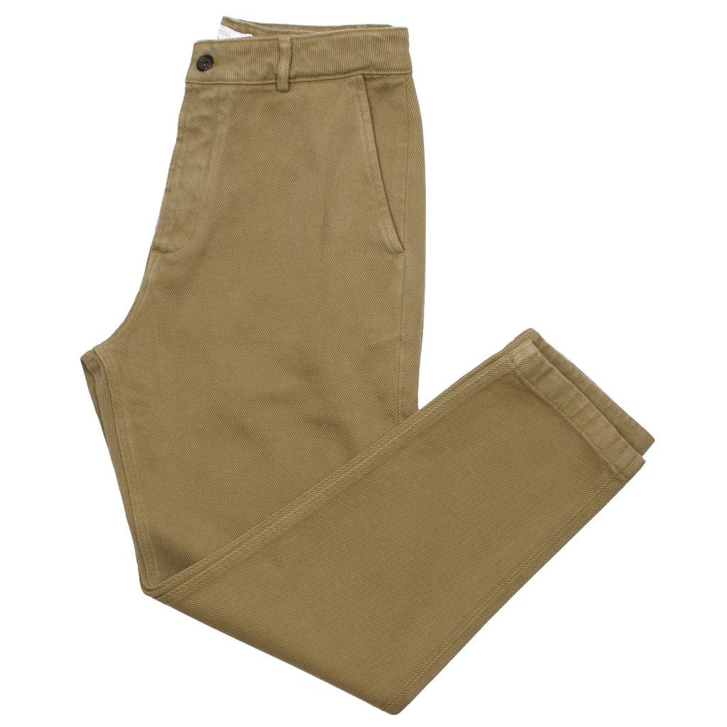 Universal Works - Military Chino Trio Twill - Taupe