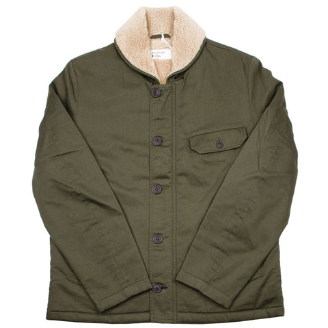 Universal Works - N1 Jacket Twill - Olive