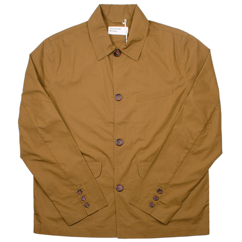 Universal Works - Warmus Jacket Poplin - Khaki