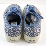 Vans California - Authentic CA - (Italian Weave) Captain's Blue