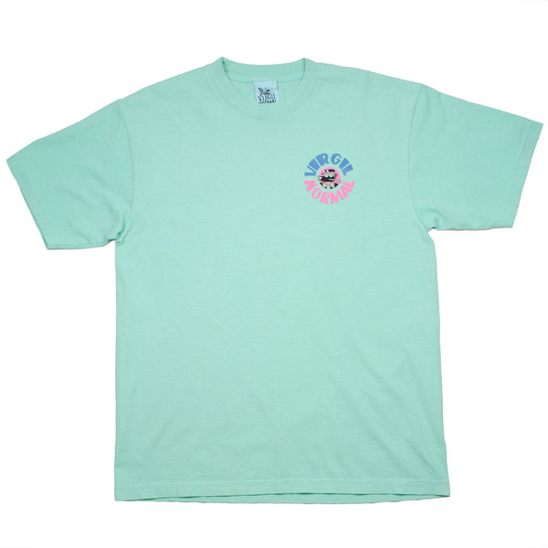 Virgil Normal - Al Calloway T-shirt - Green