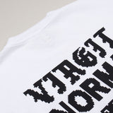 Virgil Normal - Bootleg Shop T-shirt - White