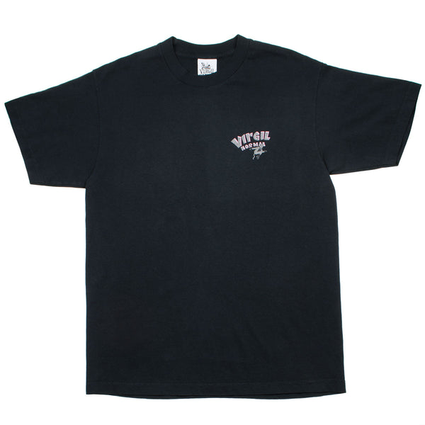 Virgil Normal - Map Point T-shirt - Black