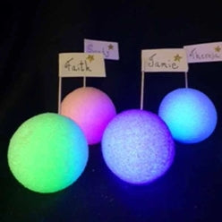"3"" Light up Mood Balls"
