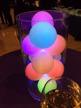 "3"" Light-up Patented Mood Balls.  Call FOR BULK PRICING."