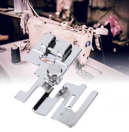 Adjustable Edge Stitcher Foot