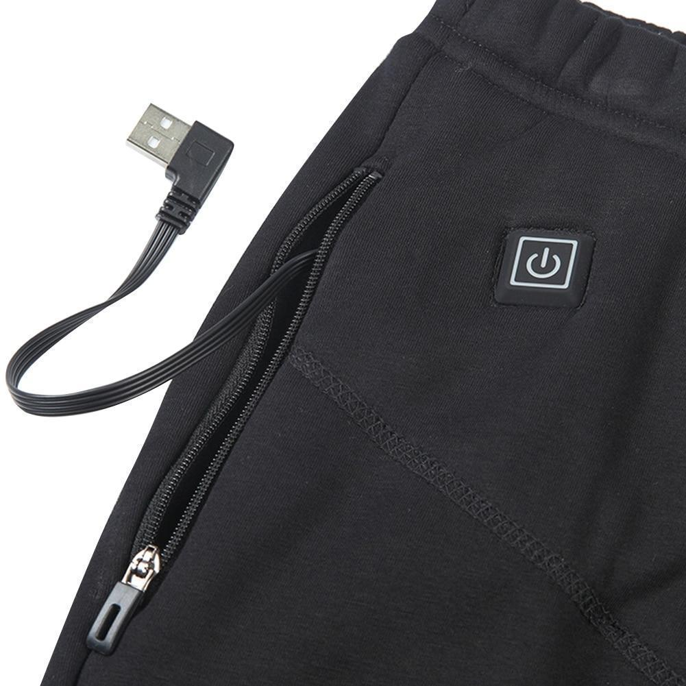 USB Thermal Heated Winter Pants