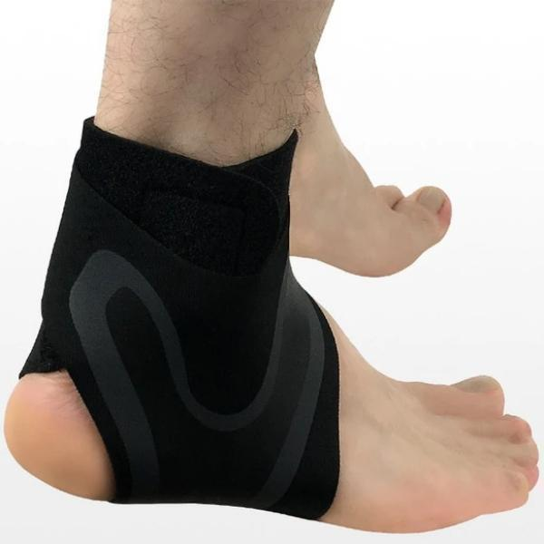 Adustable Elastic Ankle Sleeve