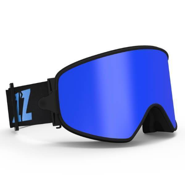 Extreme Polarized Magnetic Snow Goggles