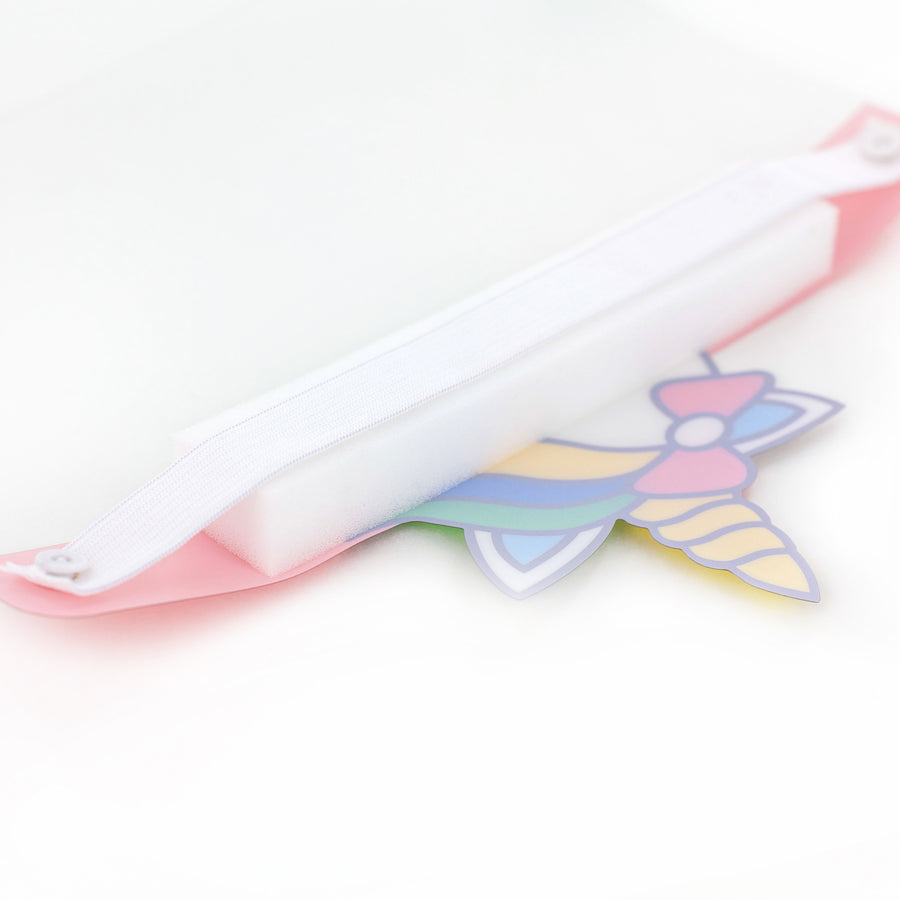 MiMM Kid's Face Shield - Unicorn