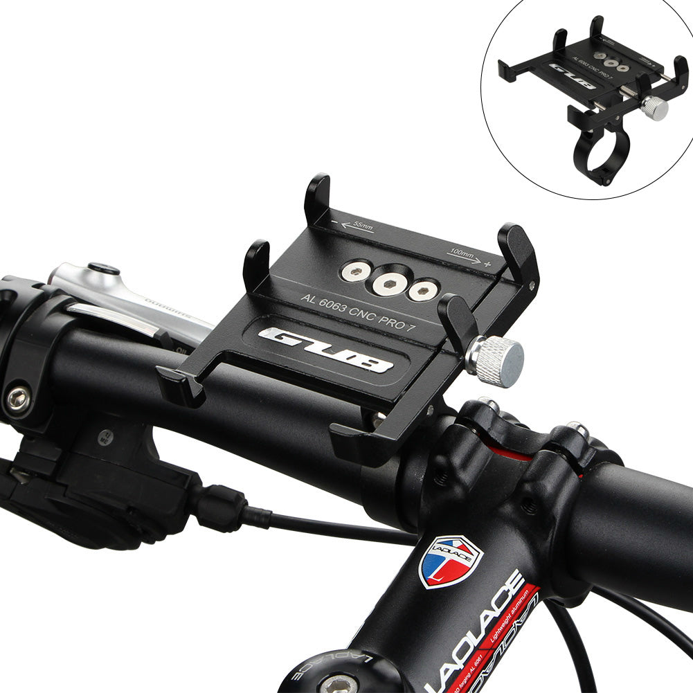 Mobile Phone Holder for Bicycle Handlebar