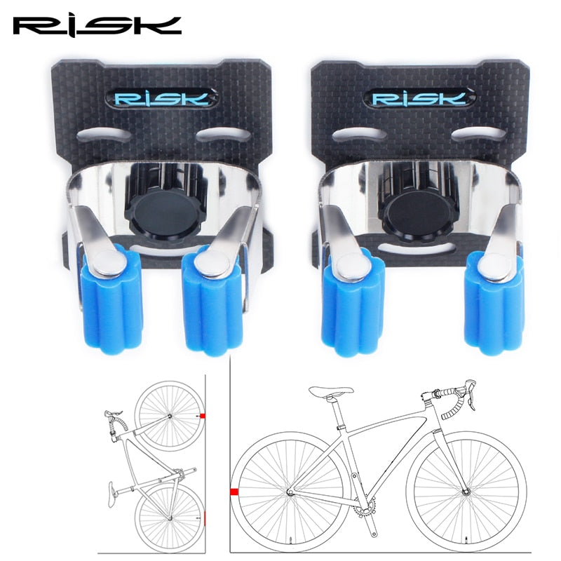 RISK Punch free Bike Stand Holder MTB Road Bicycle