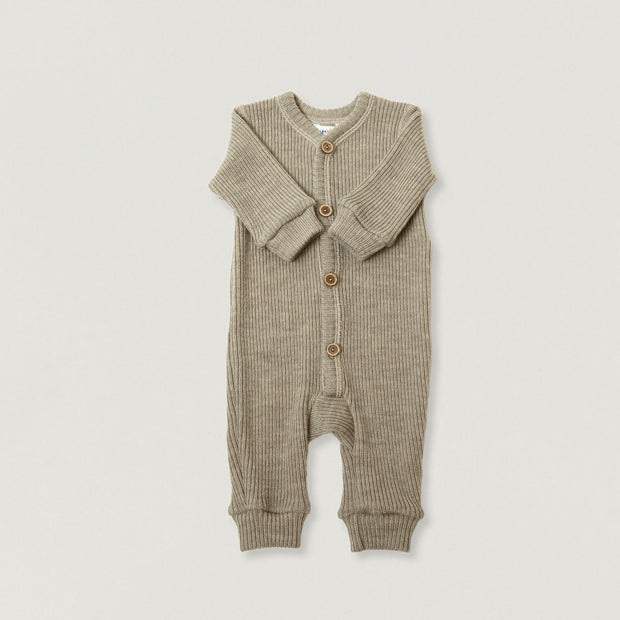 Strickjumpsuit aus Wolle - AW2020