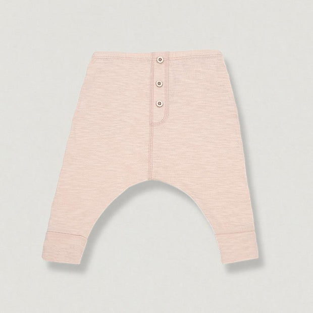Babybox and Family 1xFamily Baggy Pants aus Baumwolle 12 M hell rosa