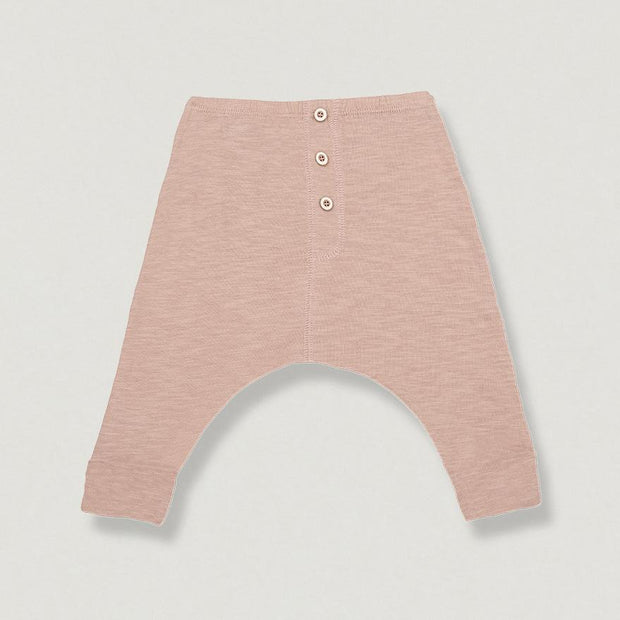 Babybox and Family 1xFamily Baggy Pants aus Baumwolle 12 M rosa