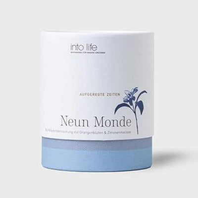 Babybox and Family Into Life Neun Monde Tee 150g Dose