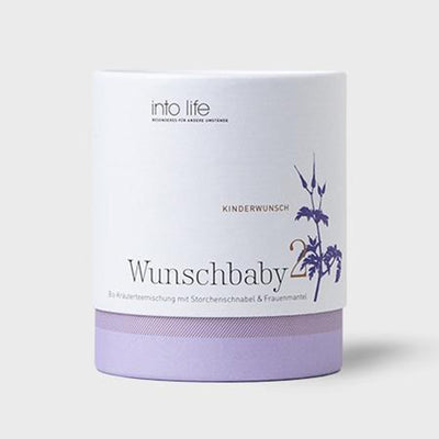 Babybox and Family Into Life Wunschbaby 2 Tee