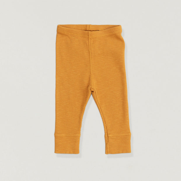 Babybox and Family Play Up Leggings aus Baumwolle 3m senf