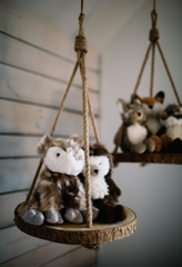 Woodland Stuffed Animals1