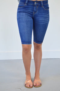 Brandi Bermudas | Non- Distressed