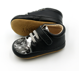Black Graffiti JJ Sneakers