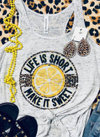 BONUS PRINT - Life is short, Make it sweet