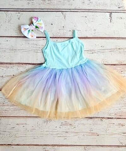 Sparkle Rainbow Dress