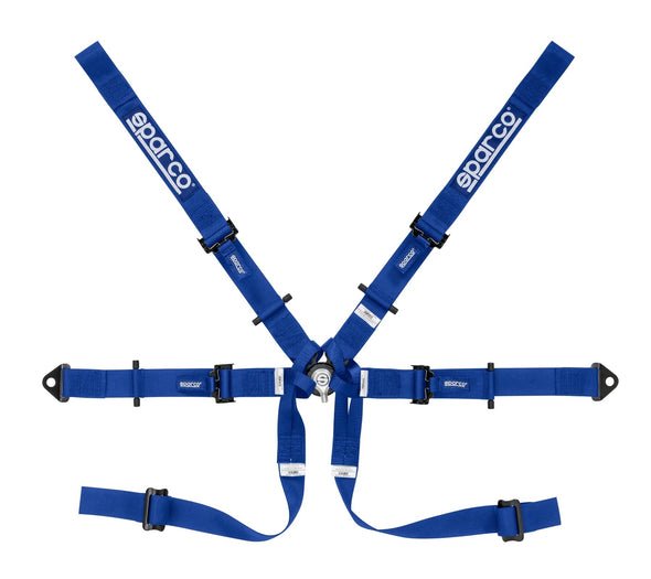 "Sparco Formula 6 Point 2"" Seat Belt Harness"