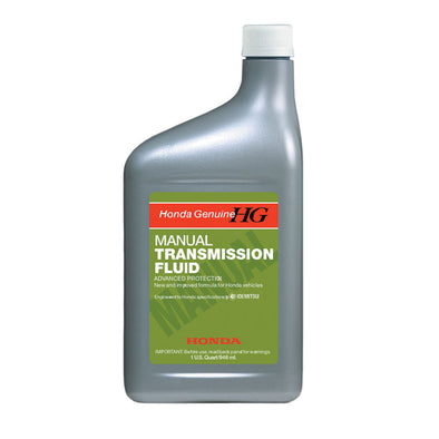 Honda Genuine Manual Transmission Fluid (MTF)