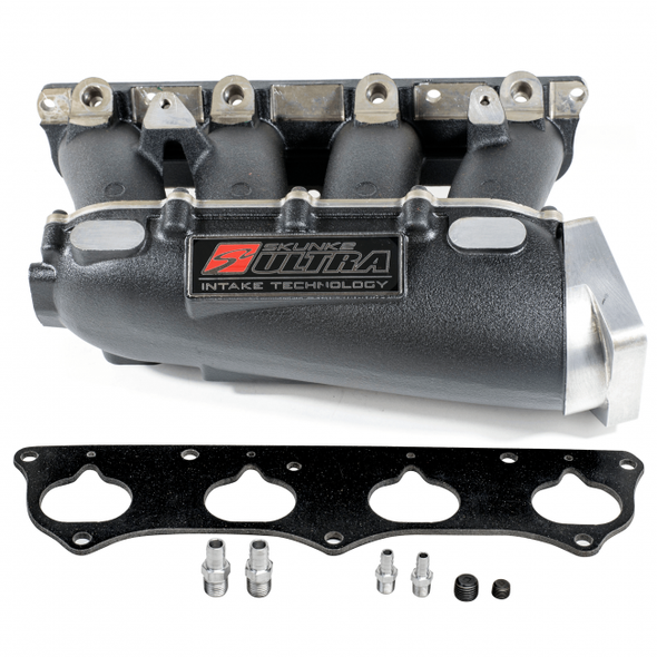 Skunk2 Racing K-Series K20A2 Black Ultra Street Intake Manifold