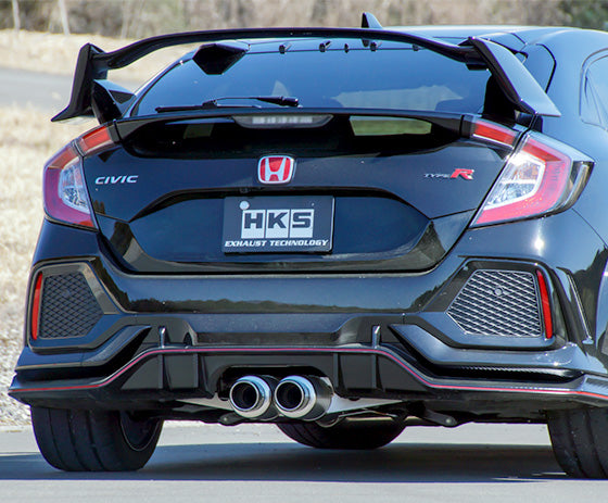 HKS 2017+ Civic Type R Hi-Power Spec-L Exhaust System