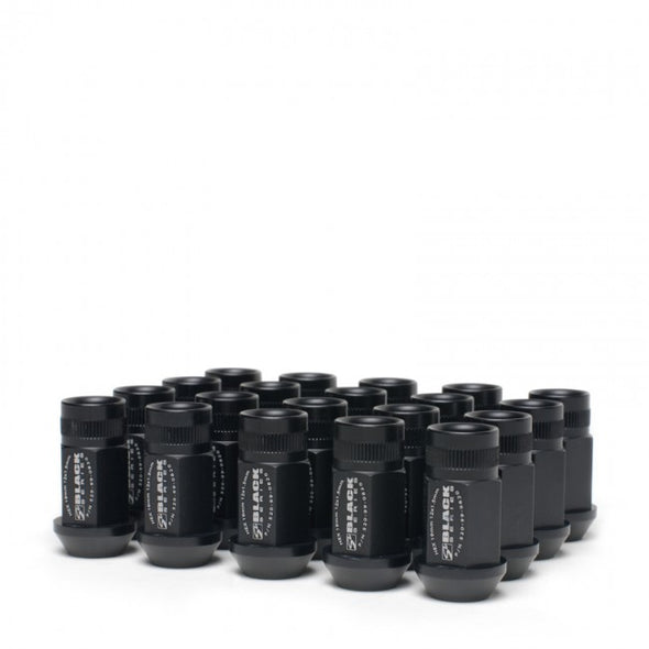 Skunk2 Racing Forged Aluminum Black Anodized Lug Nut Set