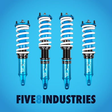 Five8 Industries 00-09 Honda S2000 Coilover Kit